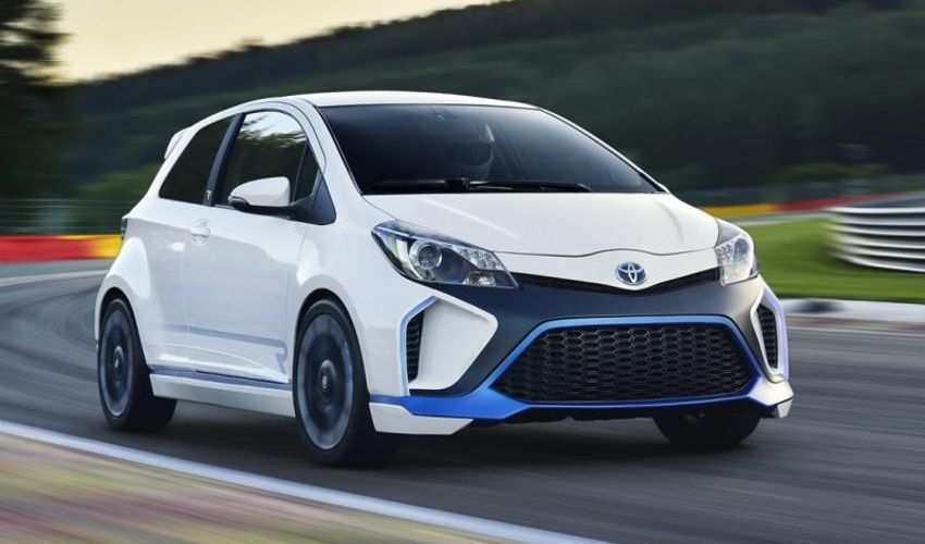 32 All New Toyota Yaris 2019 Europe Price And Release Date
