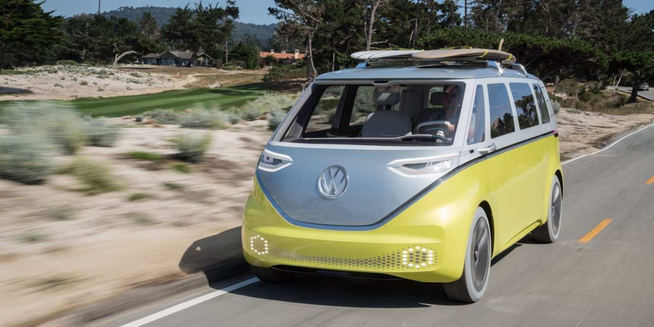 32 All New Volkswagen Hippie Van 2020 Photos
