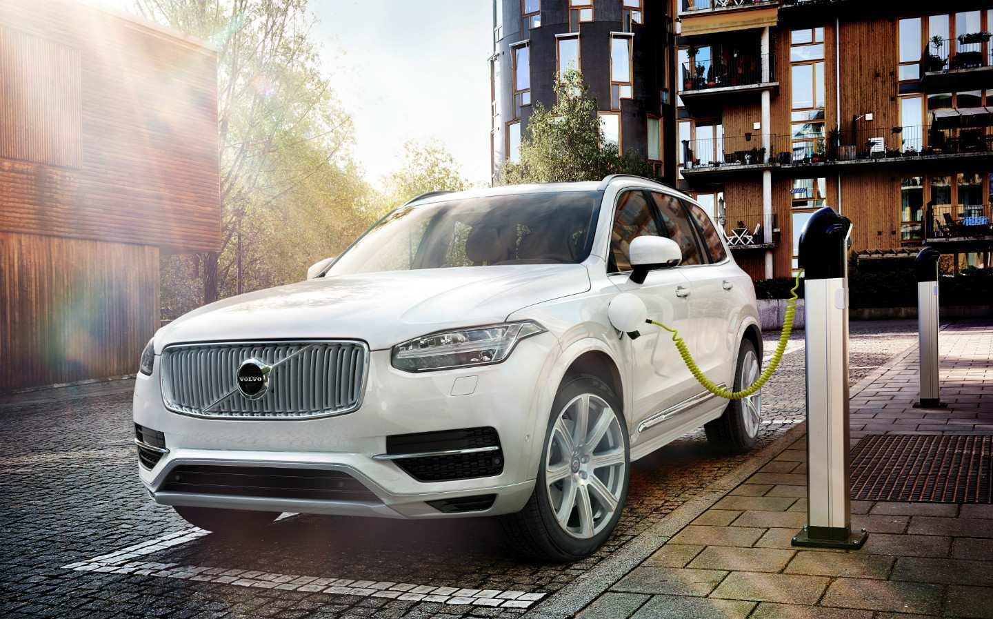 32 All New Volvo All Electric Cars By 2019 Exterior