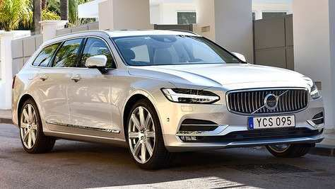 32 All New Volvo V90 Price Design And Review