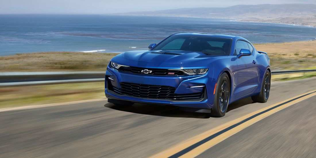 32 Best 2019 Chevrolet Camaro Release Date And Concept