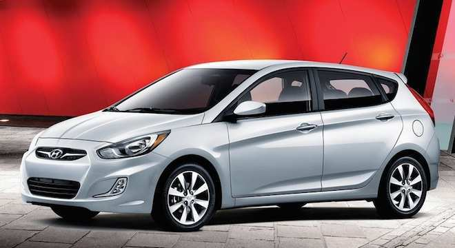 32 Best 2019 Hyundai Accent Hatchback Exterior And Interior