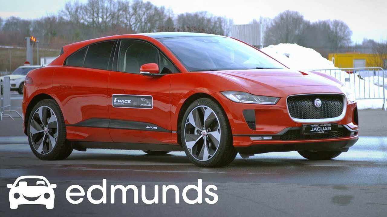 32 Best 2019 Jaguar I Pace Review Exterior