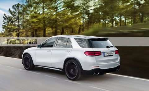 32 Best 2019 Mercedes GLE Rumors