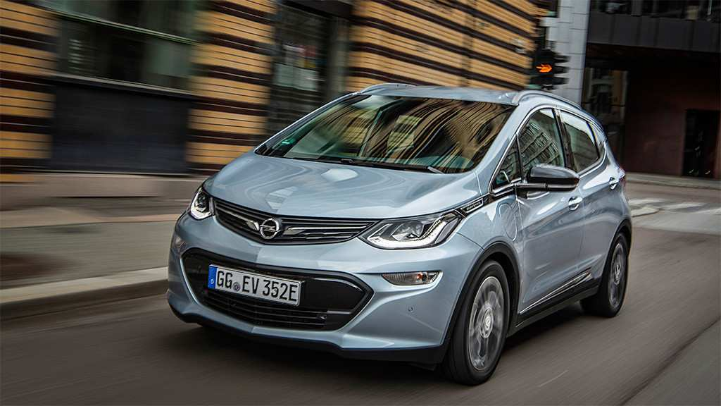32 Best 2019 Opel Ampera Redesign