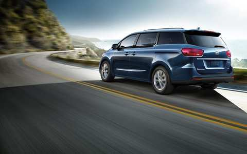 32 Best 2019 The All Kia Sedona Research New