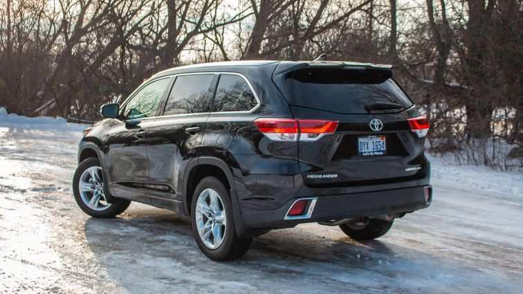 32 Best 2019 Toyota Highlander Redesign
