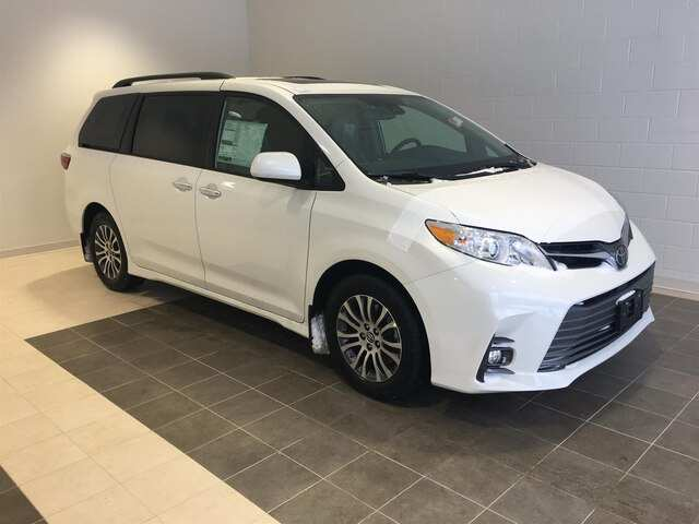 32 Best 2019 Toyota Sienna Specs And Review