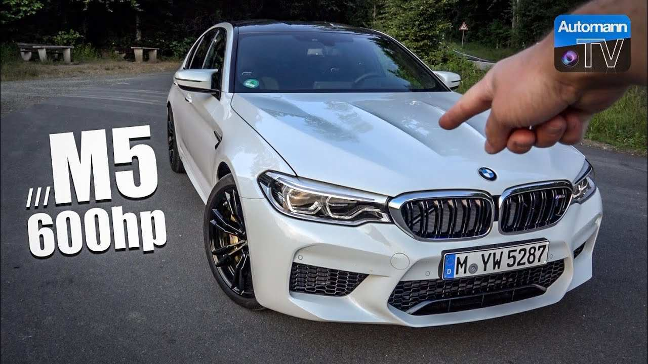 32 Best 2020 BMW M5 Review And Release Date