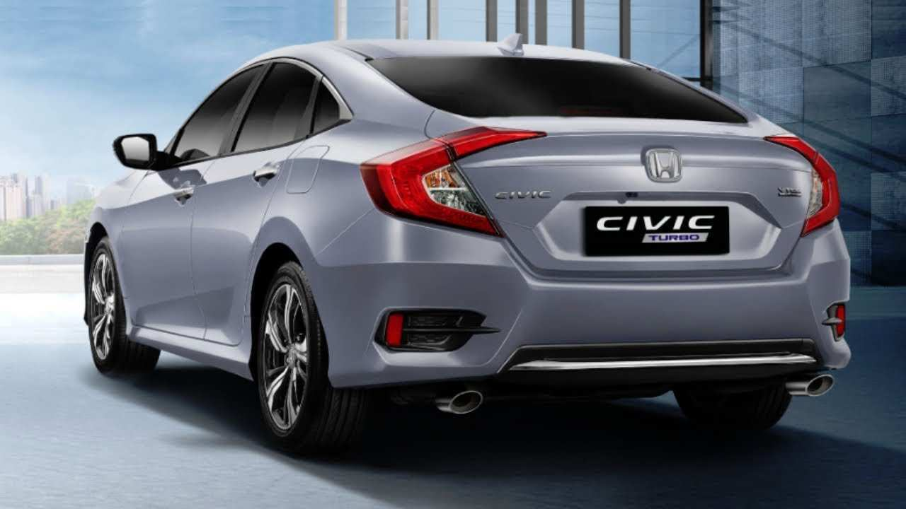 32 Best 2020 Honda Civic Wallpaper