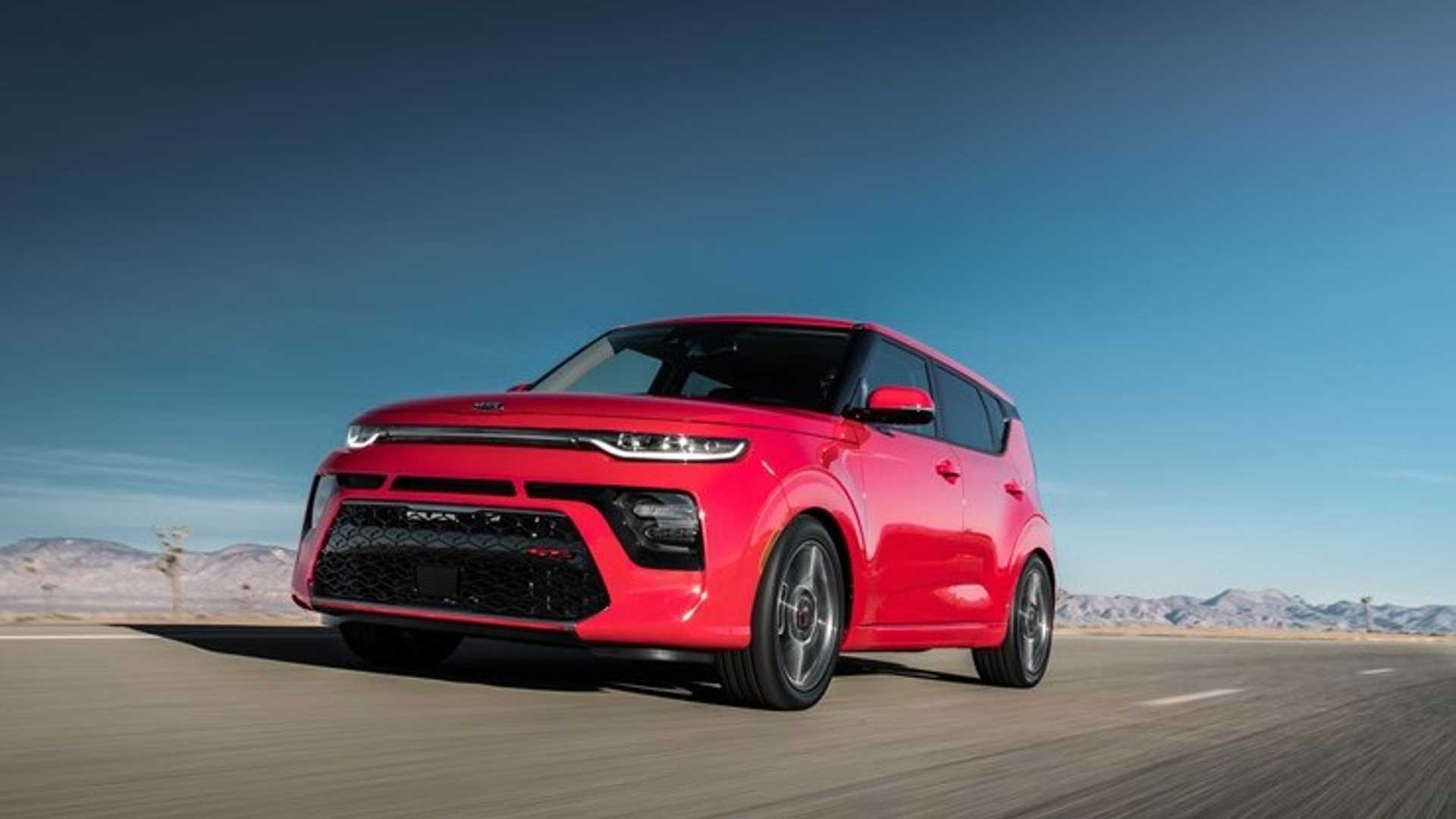 32 Best 2020 Kia Soul Gt Line Release Date And Concept