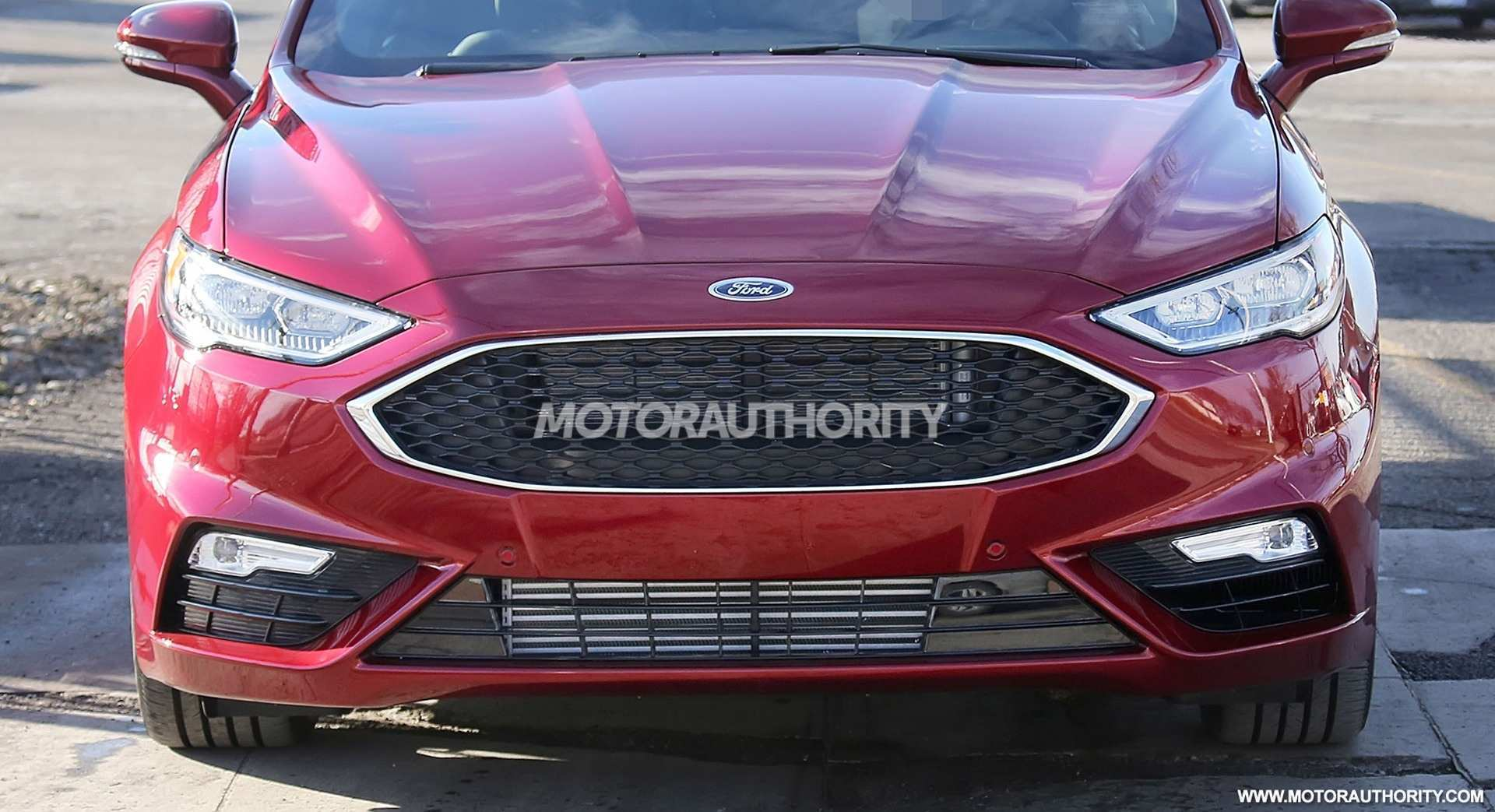 32 Best 2020 The Spy Shots Ford Fusion Photos