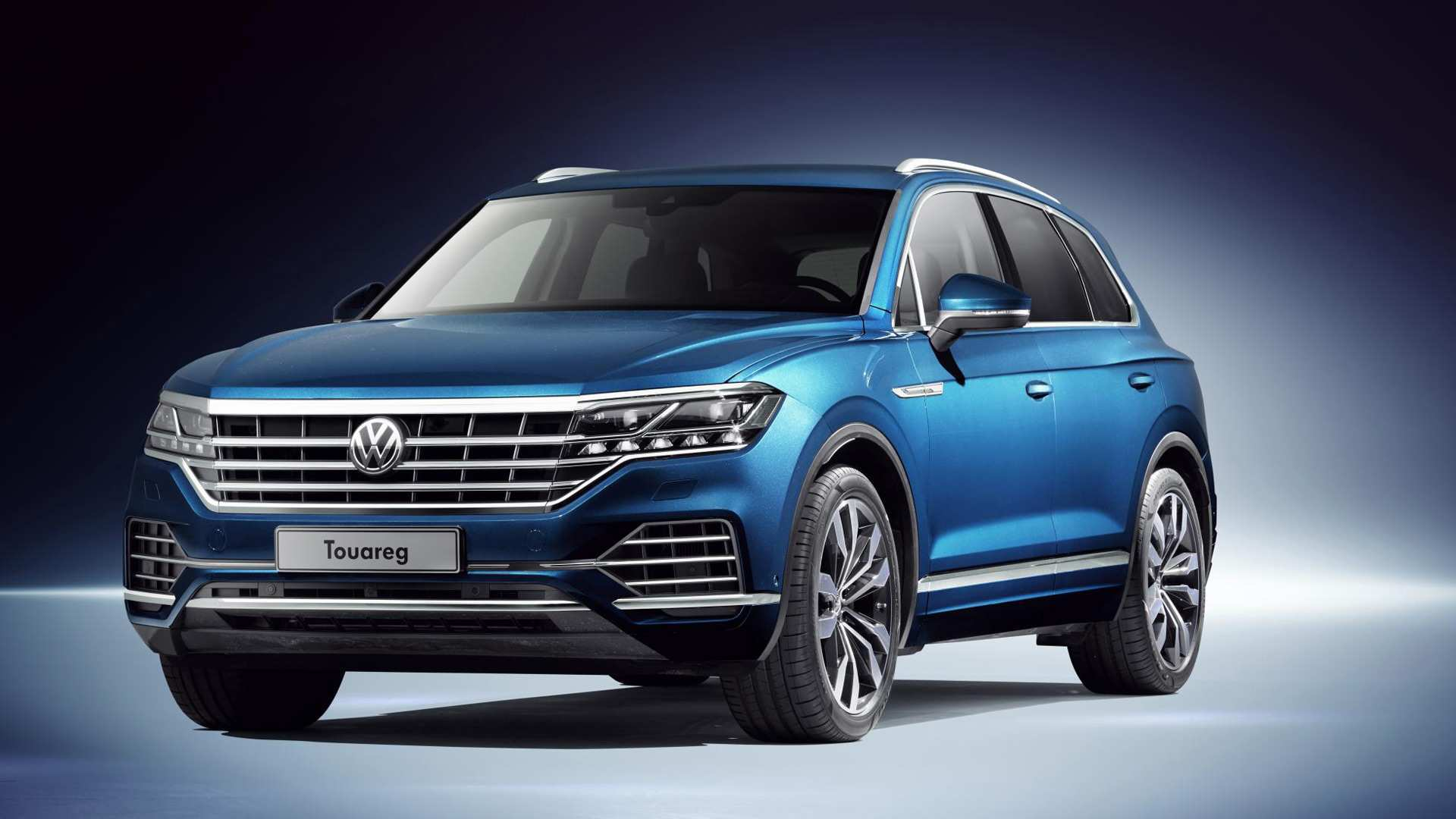 32 Best 2020 VW Touareg Speed Test