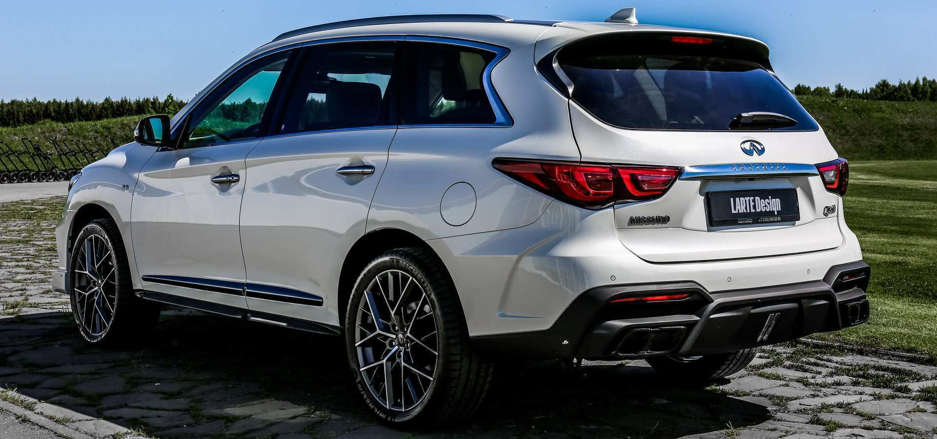 32 Best Infiniti Qx60 New Model 2020 Spy Shoot