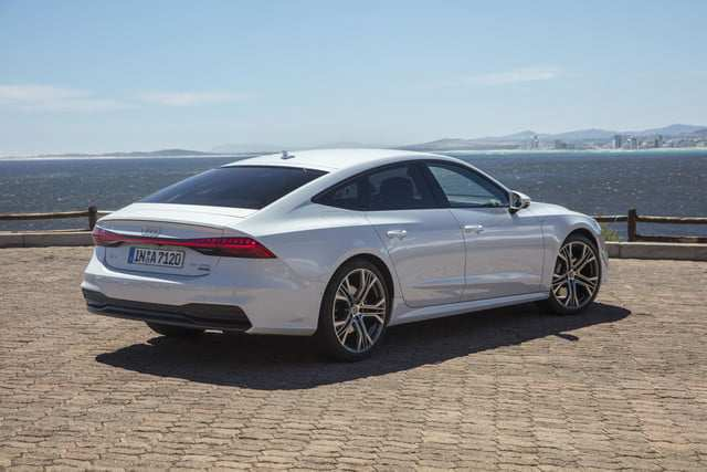 32 New 2019 All Audi A7 Concept And Review