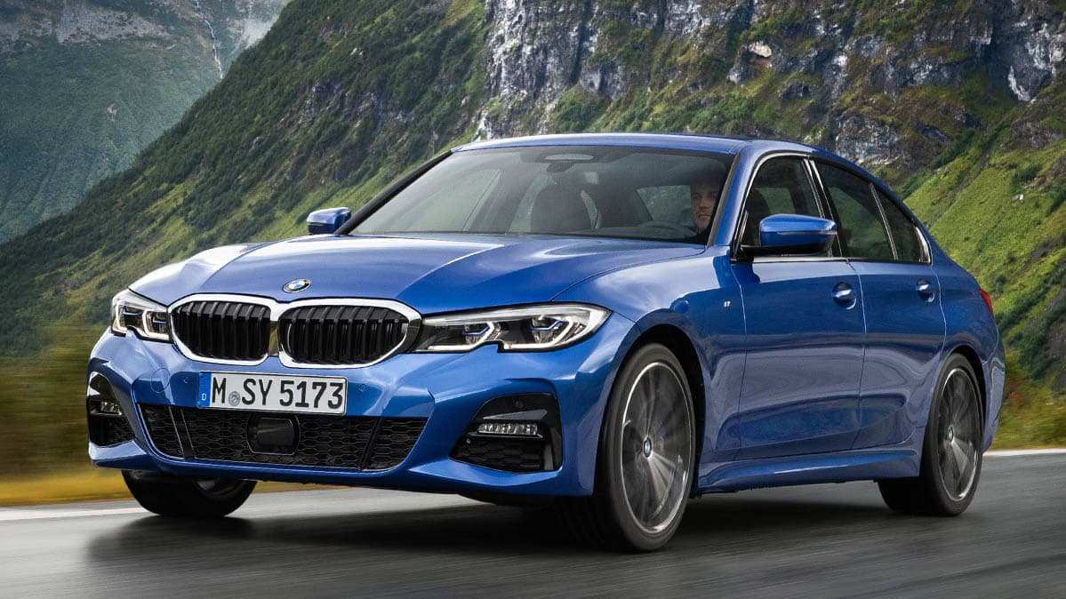 32 New 2019 BMW 3 Series Brings Redesign And Concept