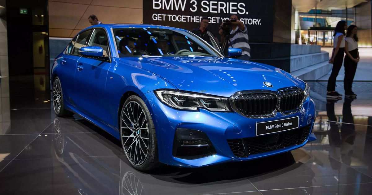 32 New 2019 BMW 3 Series Brings Specs And Review