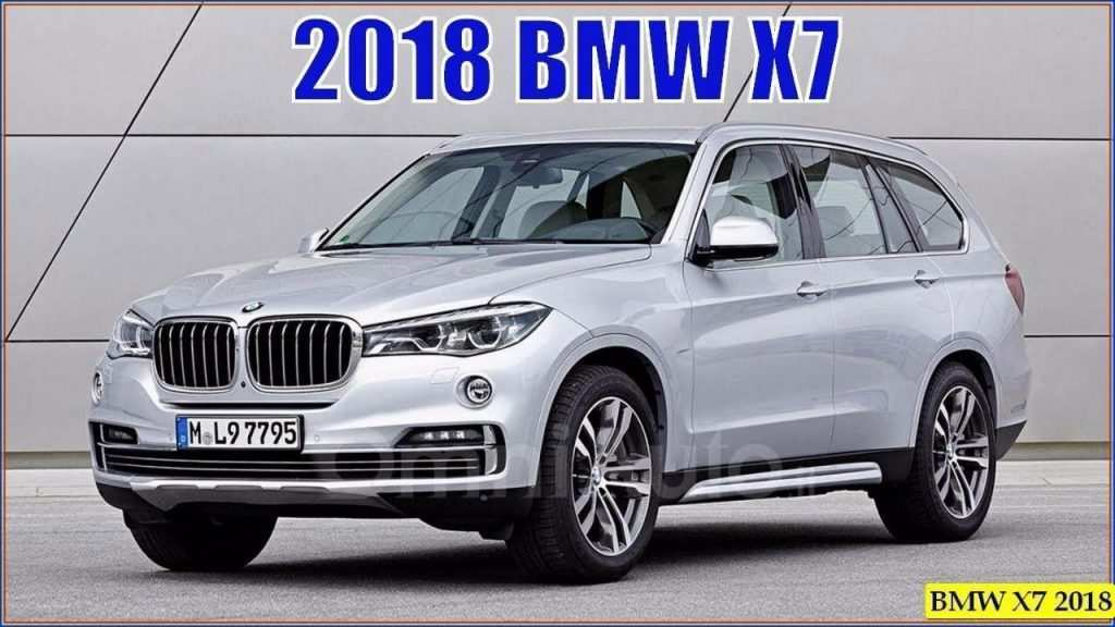 32 New 2019 BMW X7 Suv Series Configurations