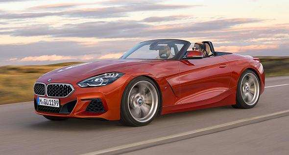 32 New 2019 BMW Z4 Roadster Redesign And Concept
