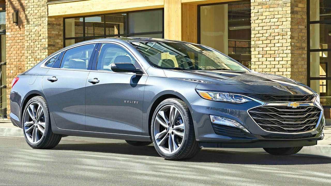 32 New 2019 Chevrolet Malibu Picture