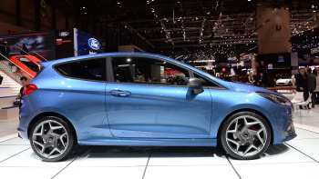 32 New 2019 Ford Fiesta St Rs Review And Release Date