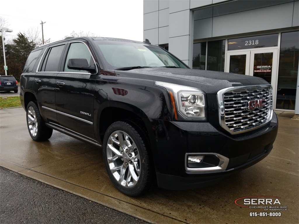 32 New 2019 GMC Yukon Denali Redesign And Review