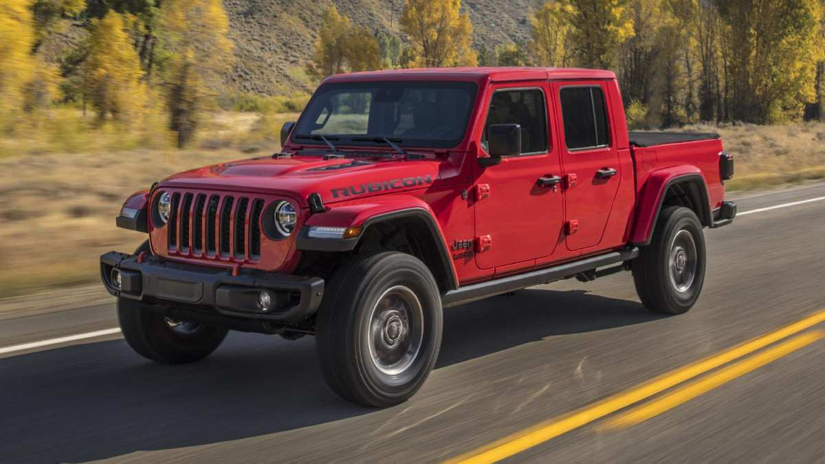 32 New 2019 Jeep Gladiator Performance