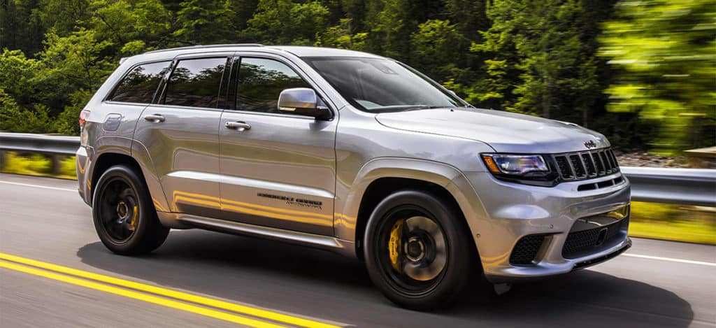 32 New 2019 Jeep Grand Cherokee Trackhawk Ratings
