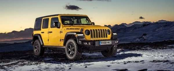 32 New 2019 Jeep Wrangler Diesel Photos
