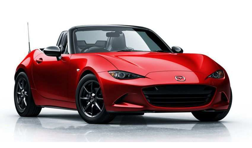 32 New 2019 Mazda MX 5 Miata Redesign And Review