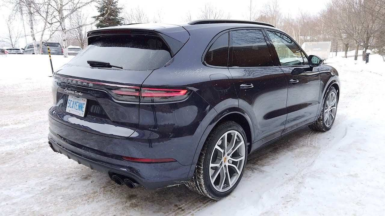 32 New 2019 Porsche Cayenne Model Redesign And Concept