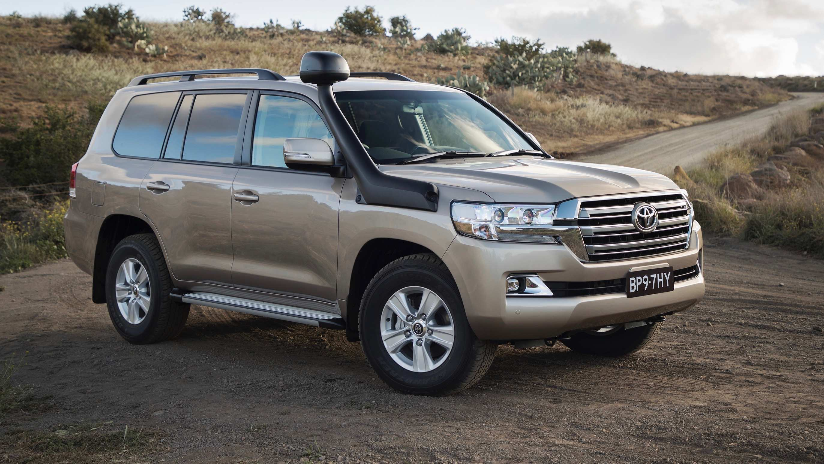 32 New 2019 Toyota Land Cruiser Research New