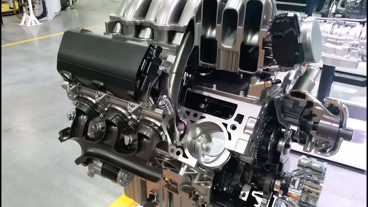 32 New 2020 Chevrolet 6 6 Gas Engine First Drive