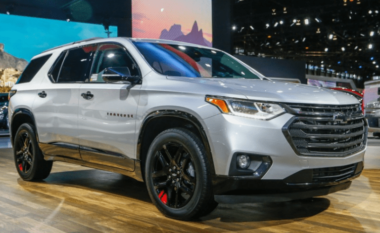 32 New 2020 Chevy Traverse Images
