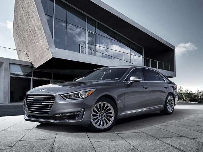 32 New 2020 Hyundai Equus Ultimate Release Date And Concept