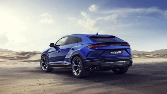 32 New 2020 Lamborghini Urus Release Date And Concept
