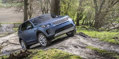 32 New 2020 Land Rover Discovery Release Date