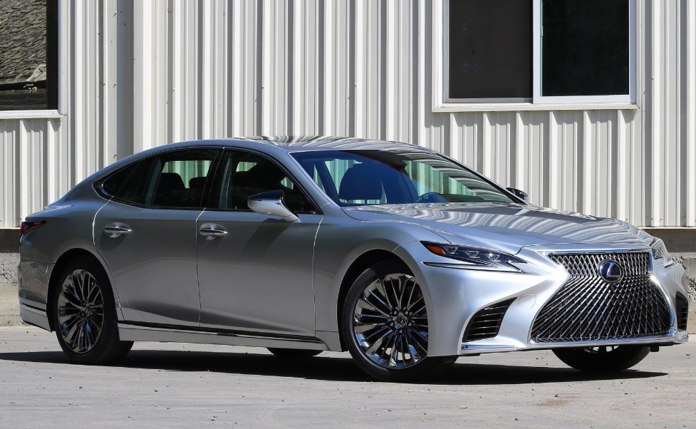 32 New 2020 Lexus ES Concept And Review