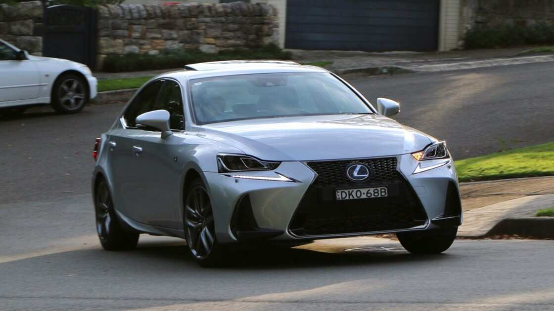 32 New 2020 Lexus IS350 New Model And Performance