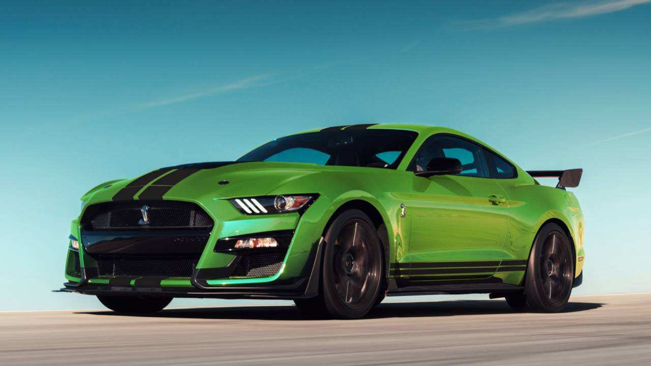 32 New 2020 Mustang Gt500 Price And Release Date