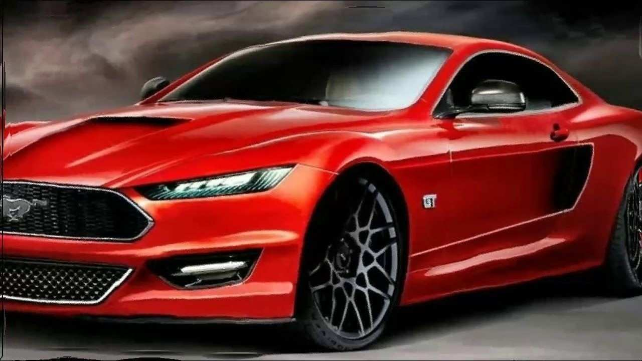 32 New 2020 Mustang Mach 1 History