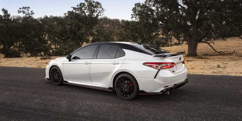 32 New 2020 Toyota Camry New Concept