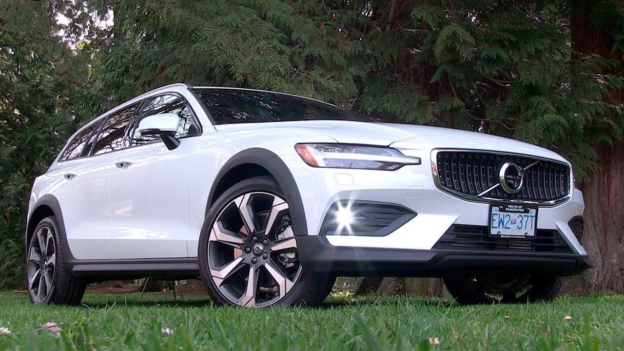 32 New 2020 Volvo V60 Cross Country Performance