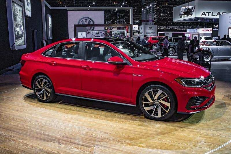 32 New 2020 Vw Jetta Gli Concept And Review