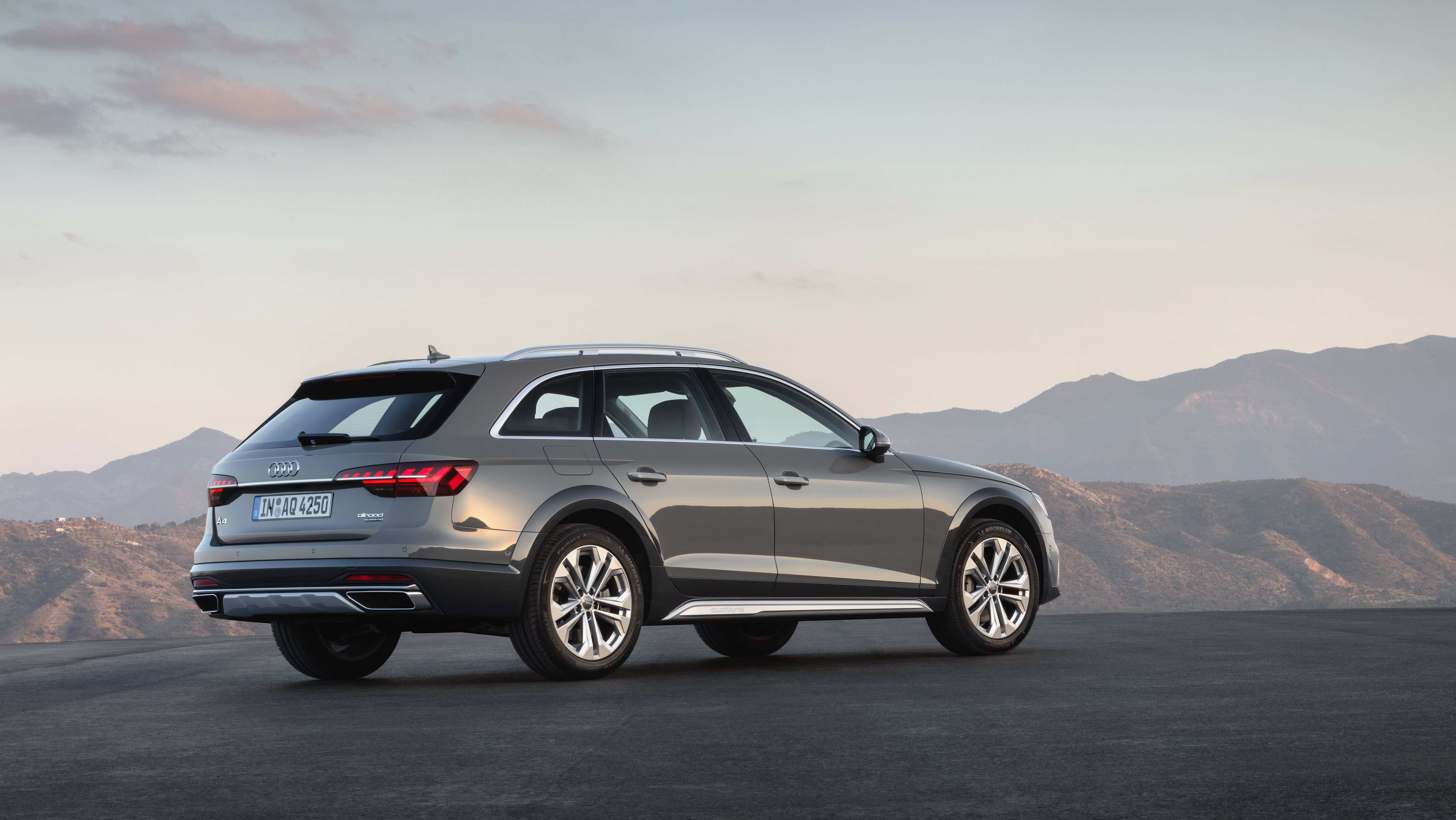 32 New Audi A4 Allroad 2020 New Concept