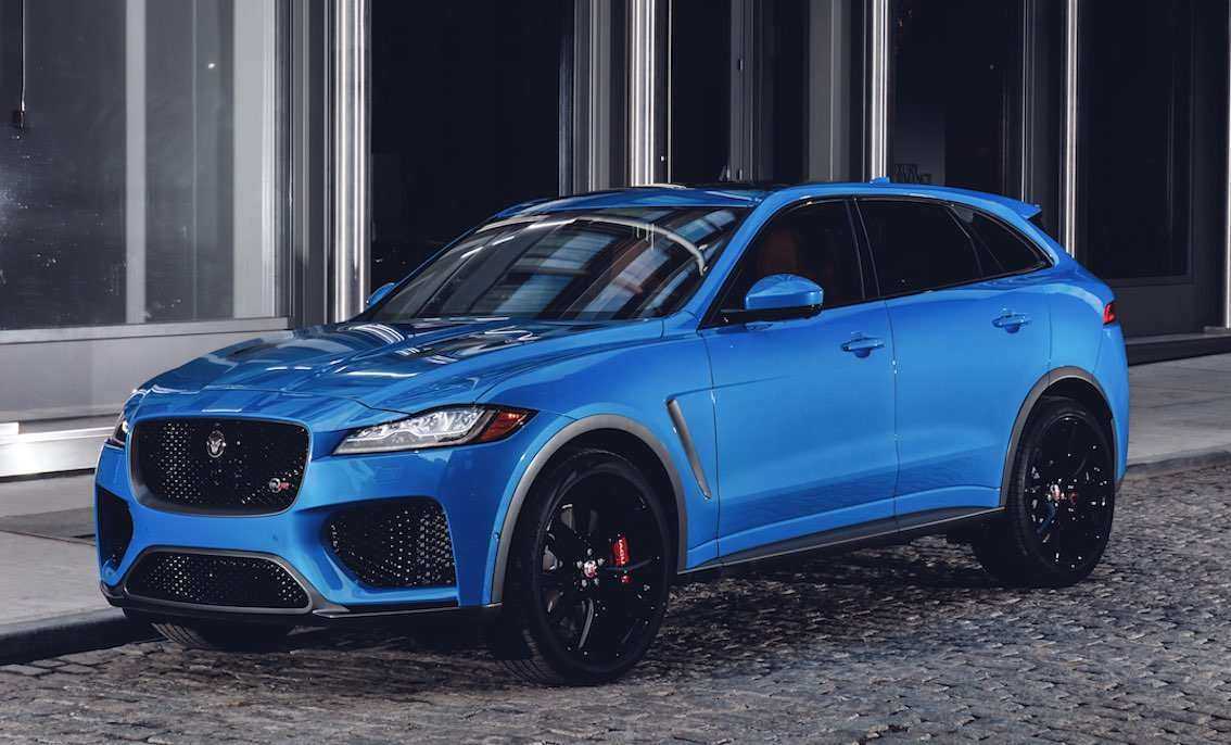 32 New Jaguar F Pace 2020 Model Concept And Review