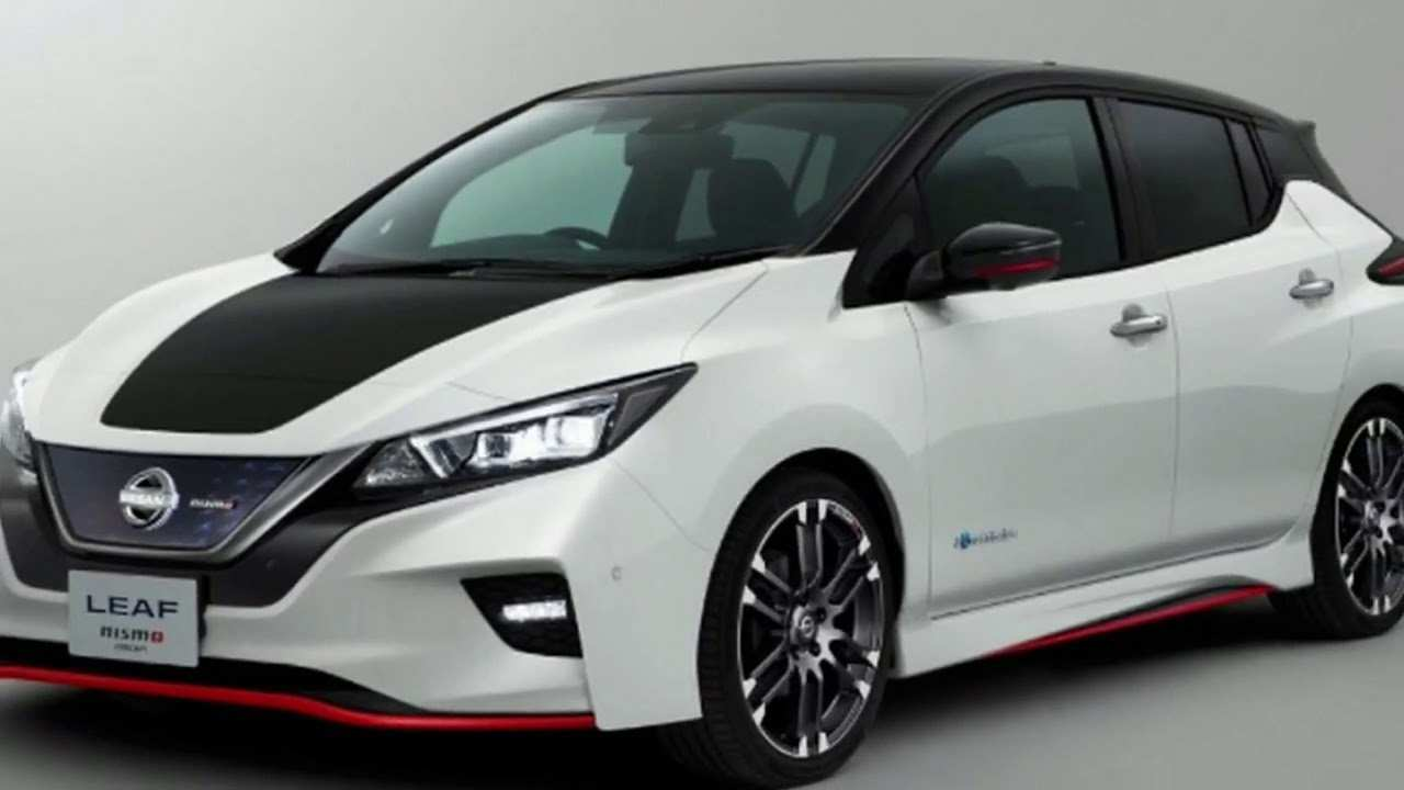 32 New Nissan Leaf 2019 60 Kwh Interior