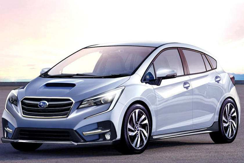 32 New Subaru Hatchback 2020 Spesification