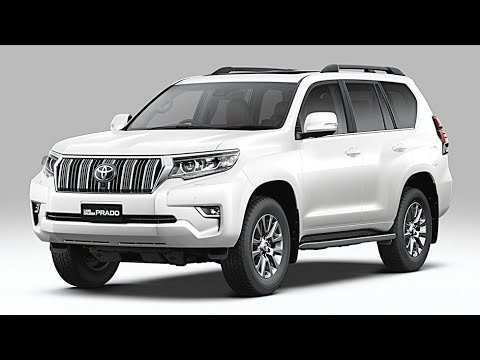 32 New Toyota Prado 2019 Australia Concept And Review