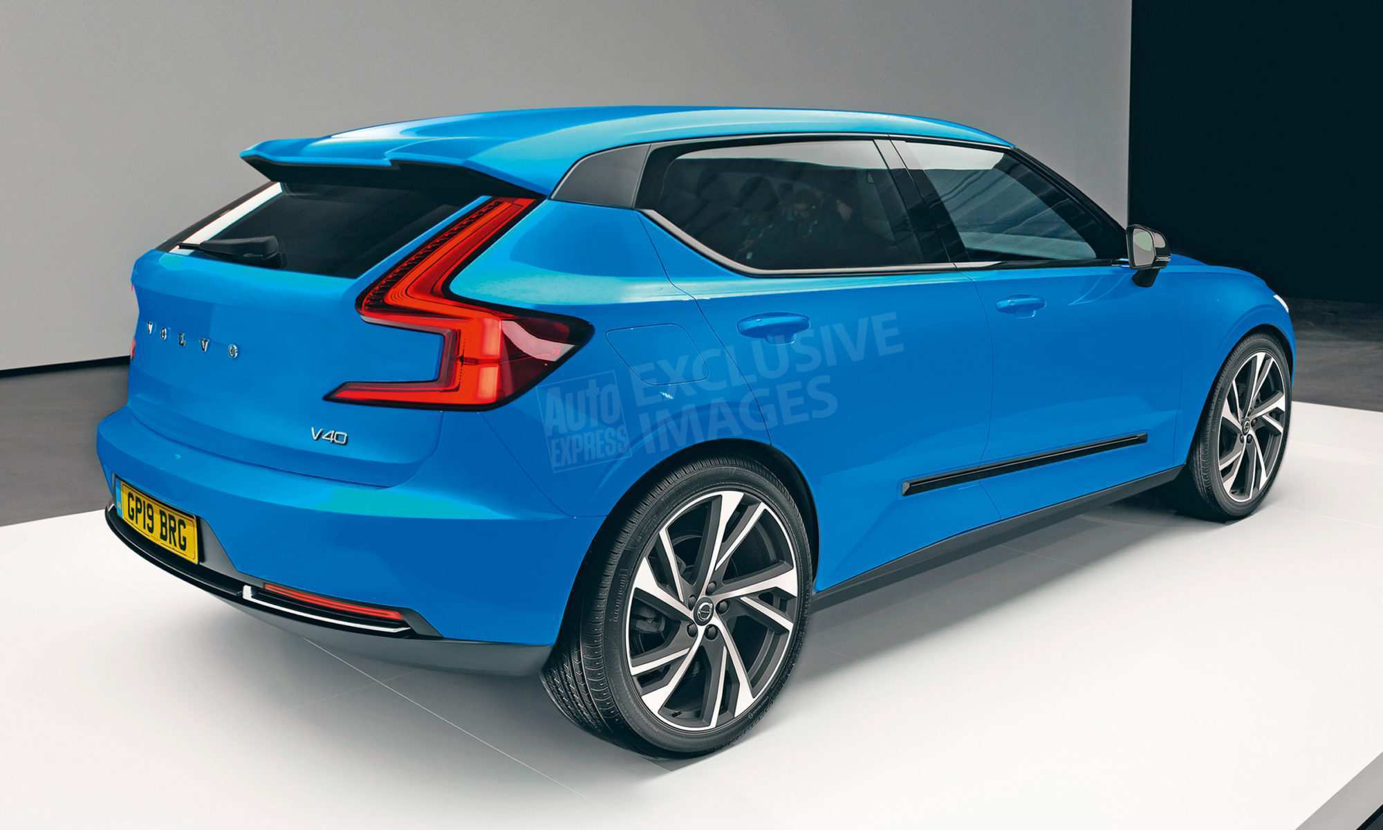 32 New Volvo V40 2019 Interior Exterior